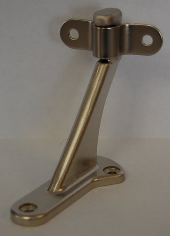 Brush Nickel Bracket For Hand Rail
