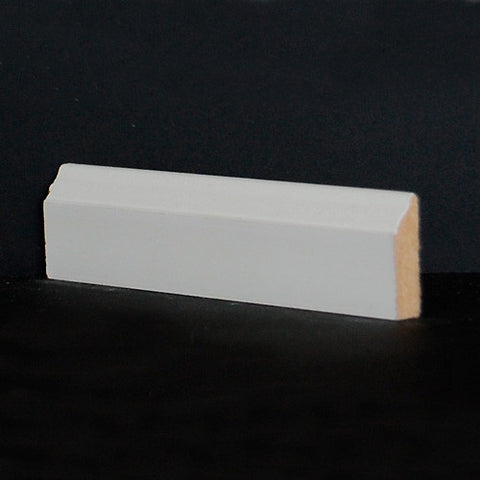 "1-1/4"" x 3/8"" MDF Colonial Shoe/Door Stop Trim"