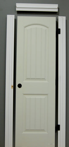 "1-3/8"" x 80"" - Cheyenne Hollow Core, Pre- Machined w/ Primed  4-9/16"" MDF Jamb Doors"