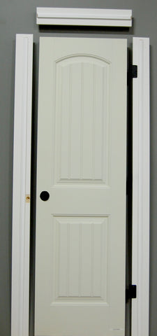 "1-3/8"" x 80"" - Cheyenne Hollow Core, Pre- Machined w/ Primed  4-5/8"" FINGER JOINT Jamb Doors"