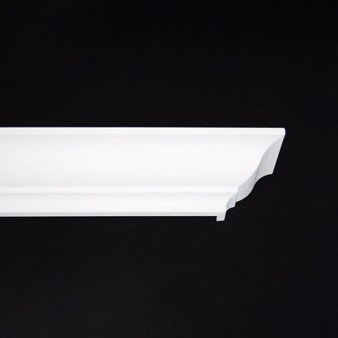 "Georgian 5-1/4"" MDF Crown Moulding"