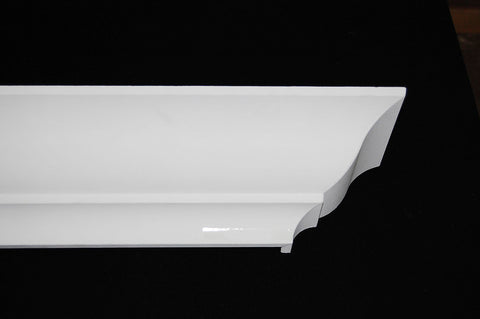 "Georgian 6-1/2"" MDF Crown Moulding"