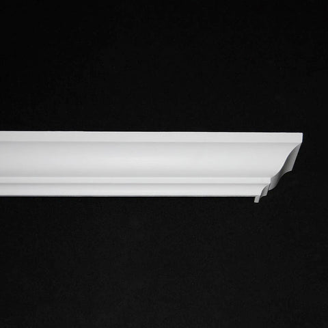 "Georgian 4-1/4"" MDF Crown Moulding"