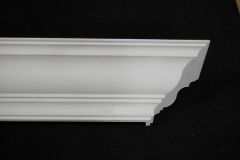 "Milan 6-1/4"" MDF Crown Moulding"
