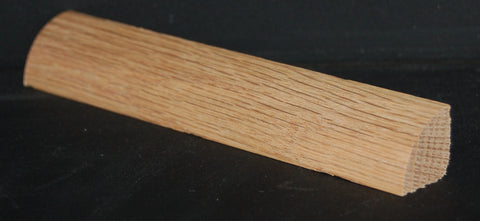 "3/4"" x 3/4"" Oak Quarter Round Trim"
