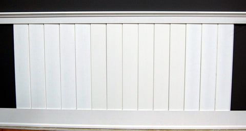 "8 Feet ""V"" Grooved Wainscoting Kit"