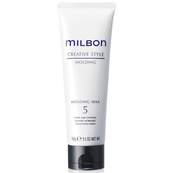 Global Milbon Molding Wax 5