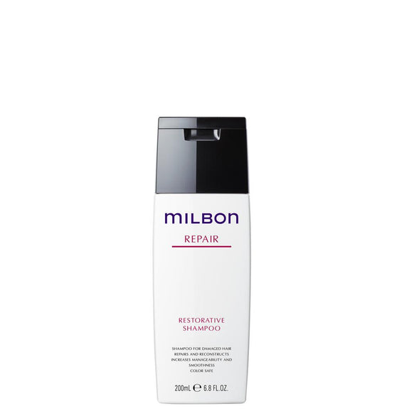 Global Milbon Repair Shampoo