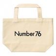 Number76 Original Tote Bag - Natural