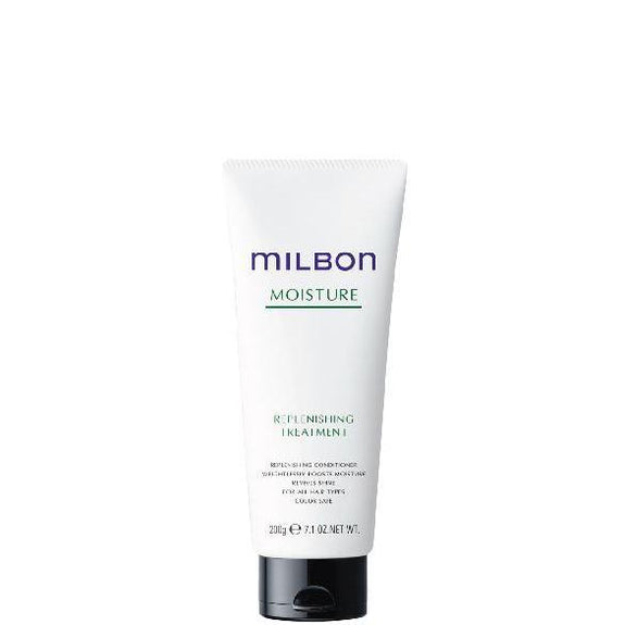 Global Milbon Moisture Replenishing Treatment