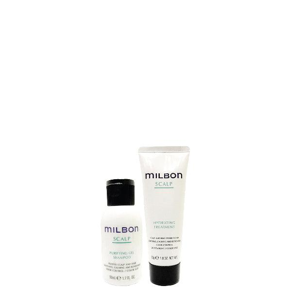 Global Milbon Scalp Travel Set 50ml