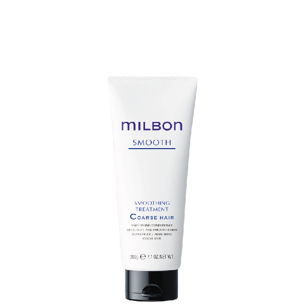 Global Milbon Smooth Treatment - Coarse Hair