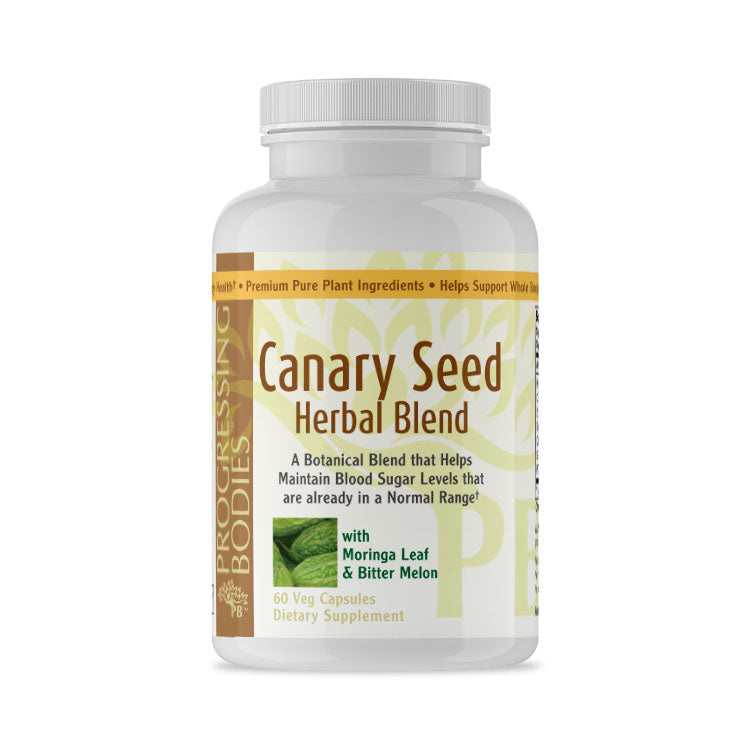Canary Seed Herbal Blend