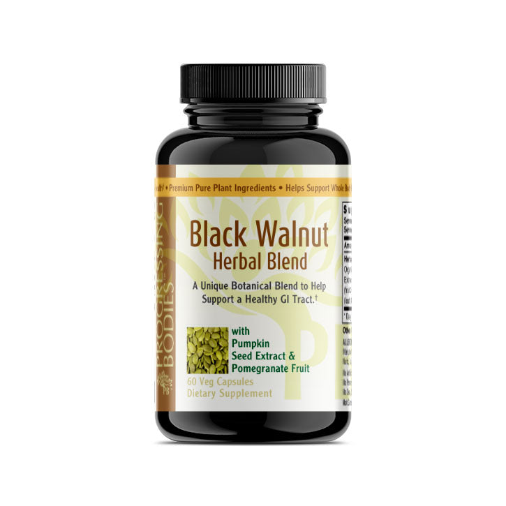 Black Walnut Herbal Blend With Pomegranate