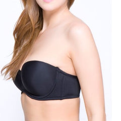QT Intimates Moulded Strapless Convertible Bra