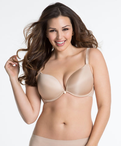Curvy Couture The Perfect Plunge Bra 1027 / 1129