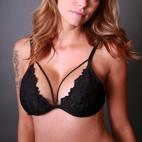Undie Couture Date Night Lace Bralette 1313