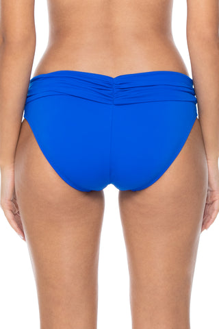 Sunsets Unforgettable Bikini Bottom Imperial Blue  27B