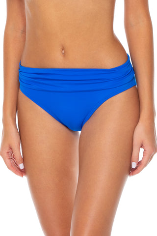 Sunsets Imperial Blue Unforgettable Bikini Bottom 27B