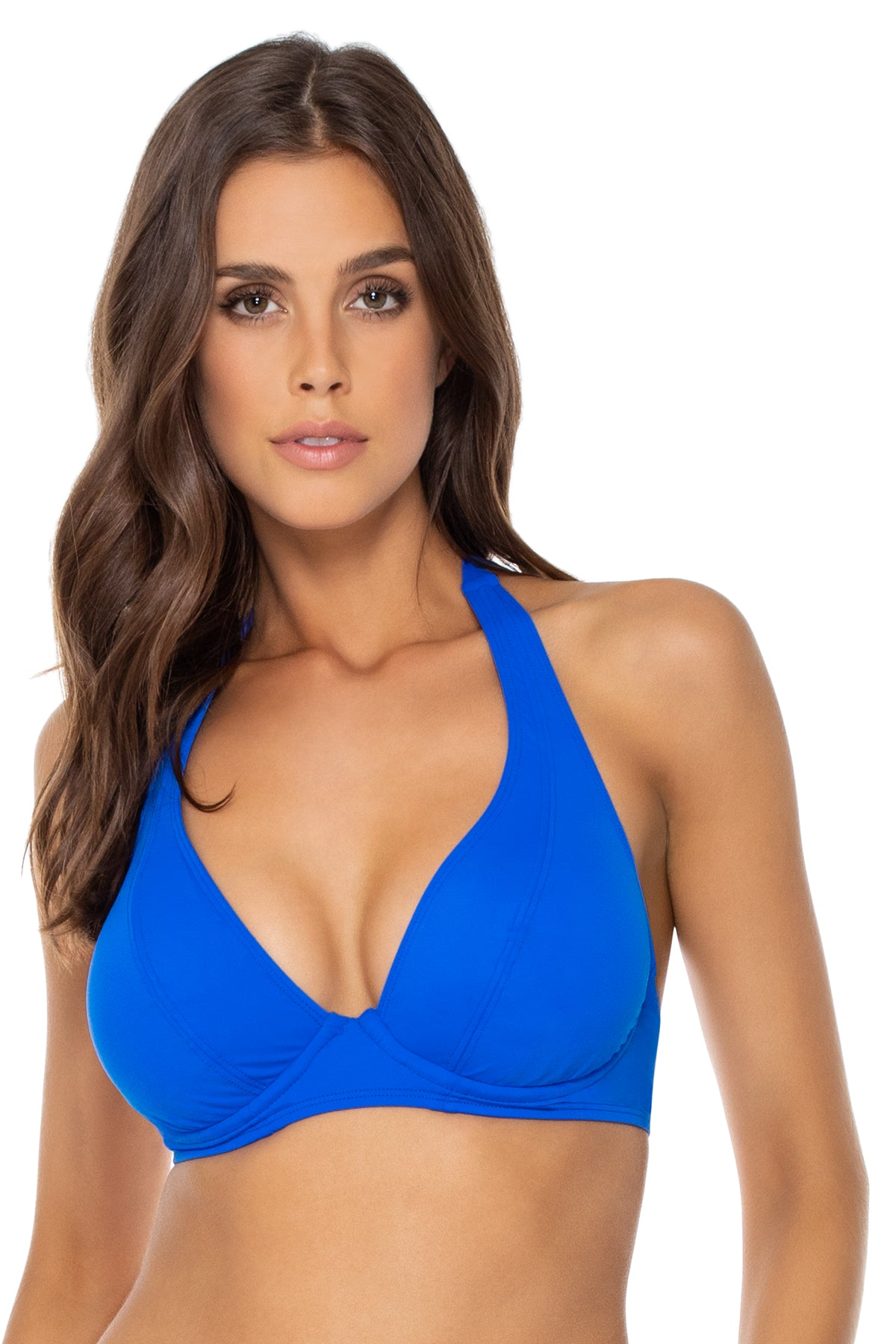 Sunsets Muse Bikini Top Imperial Blue 51EFGH