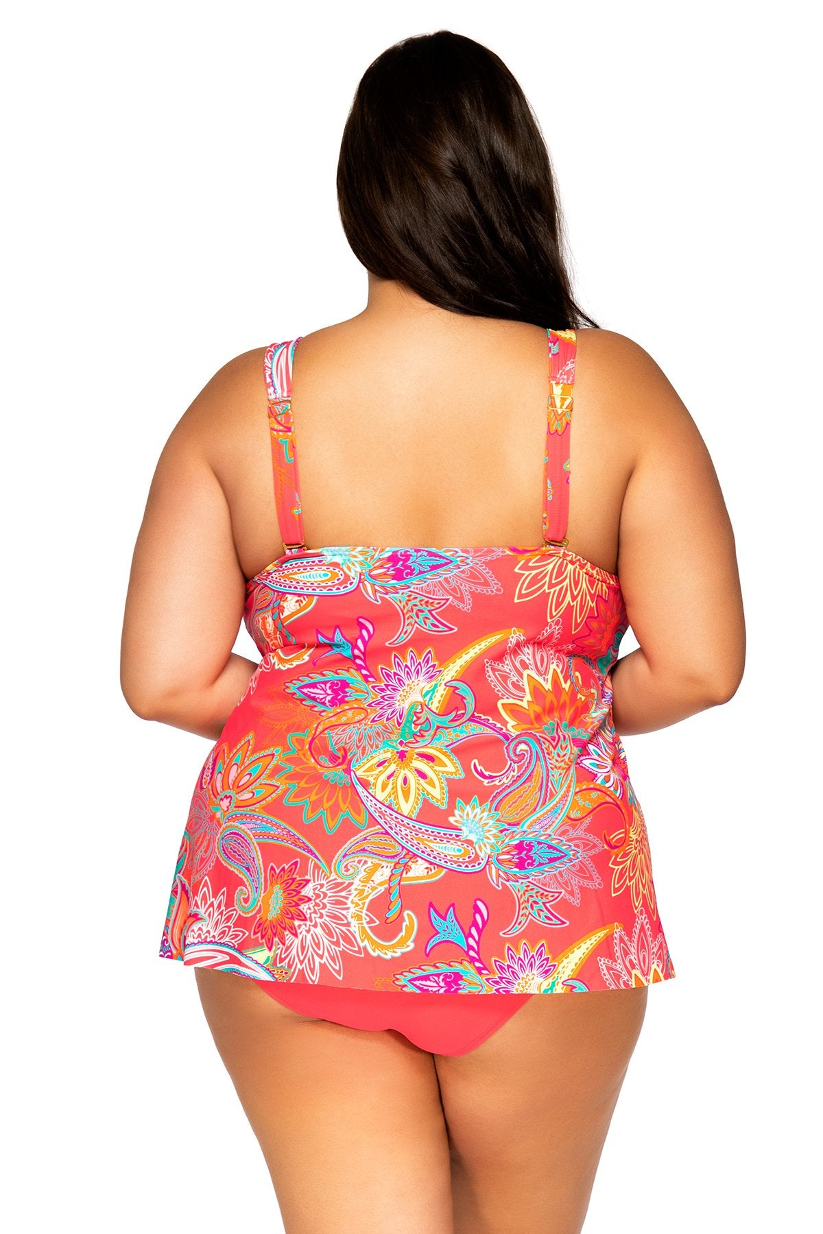 Sunsets Escape Island Bliss Amelia Tankini 575T Island Bliss