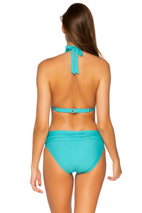 Sunsets Unforgettable Bikini Bottom 27B Seaside Aqua