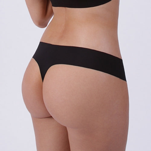 Undie Couture Laser Cut Thong 8290