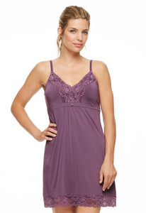 Montelle Intimates Integrated Support Chemise 9394