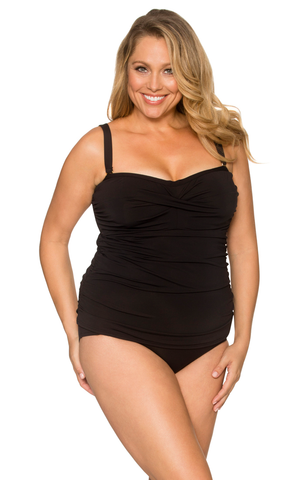 Curve By Sunsets Iconic Twist Tankini 395EF