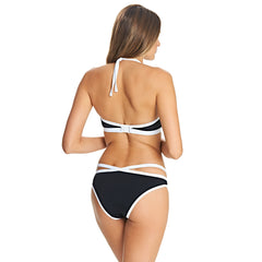 Freya Swim Back to Black Black Soft Triangle Bikini Top AS3704