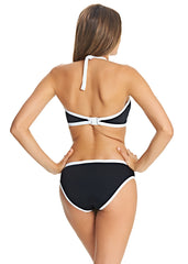 Freya Swim Back to Black UW High Neck Crop AS3701