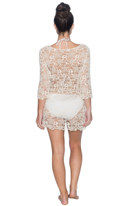 Lavish Crochet Dress 804