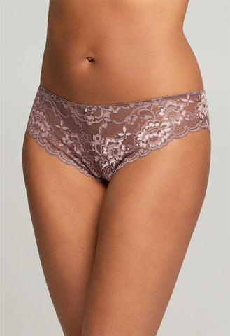 Montelle Intimates Brazilian Almond-Spice - Pink Pearl 9001