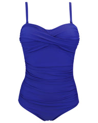 Pour Moi Swim Santa Monica Strapless Control Swimsuit 15209