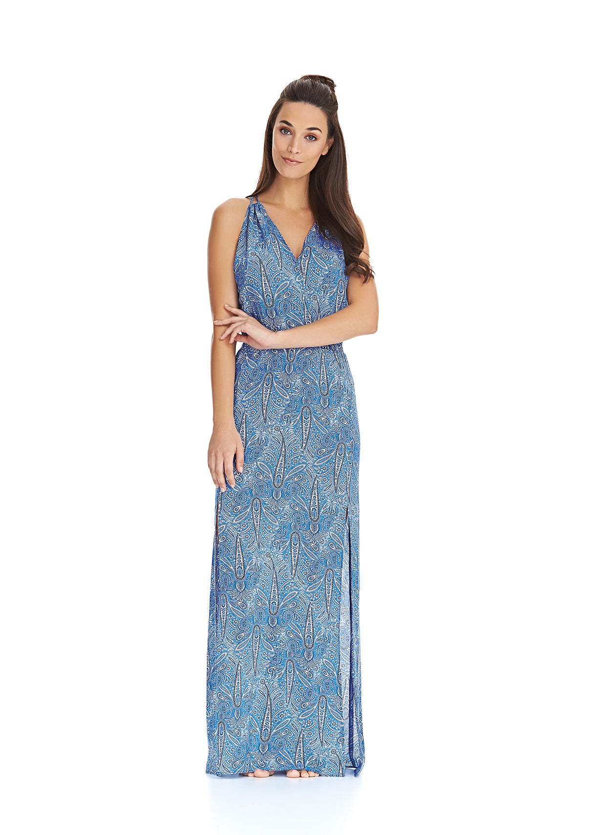 Freya Swim Summer Tide Maxi Dress AS4477