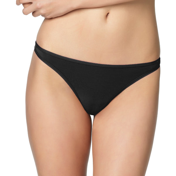 Felina Sublime Low-Rise Thong
