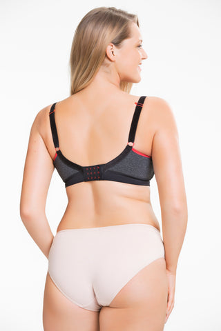 Cake Sugar Candy Crush Fuller Seamless Nursing Bra 27-8008