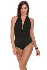 MAGICSUIT DD-CUP COLORBLOCK YVES TUMMY CONTROL ONE PIECE SWIMSUIT 6000117DD
