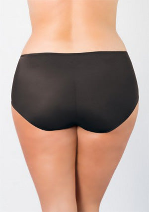 Curvy Couture Essenstial Boyshort 1146