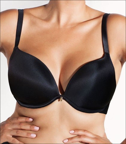 Curvy Couture The Perfect Plunge Bra - Bravo Bra Boutique