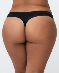 Curvy Couture Essential Thong 1362