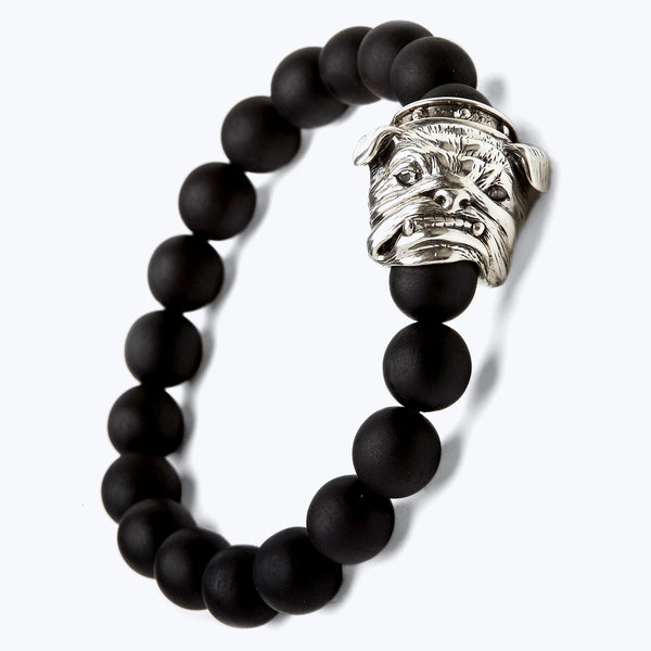 Mala Beads Bracelet with Horoscope - Dog