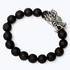 Mala Beads Bracelet with Horoscope - Dragon