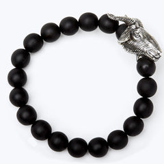 Mala Beads Bracelet with Horoscope - Goat
