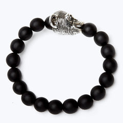Mala Beads Bracelet with Horoscope - Monkey