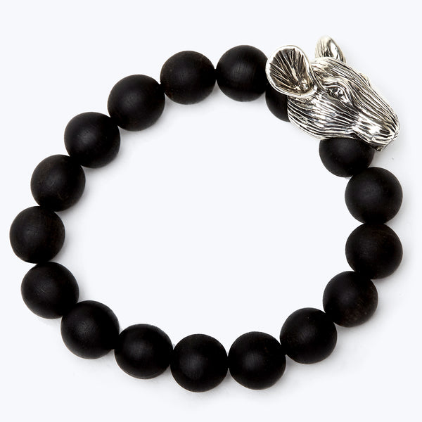Mala Beads Bracelet with Horoscope - Rat