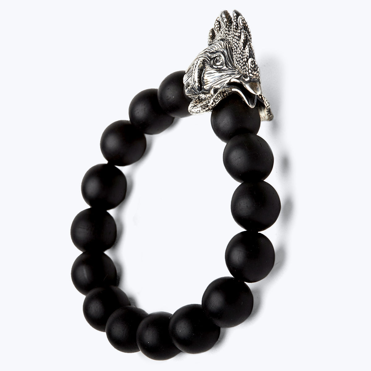 Mala Beads Bracelet with Horoscope - Rooster