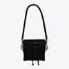 Rattan Handbag with Chicken Feet Design