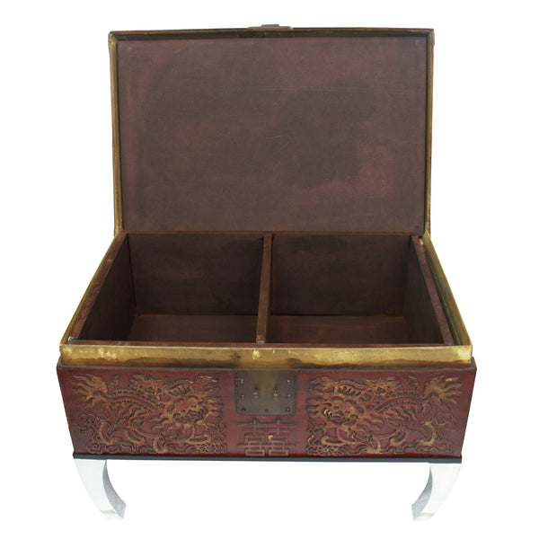 Chinese Chest Table