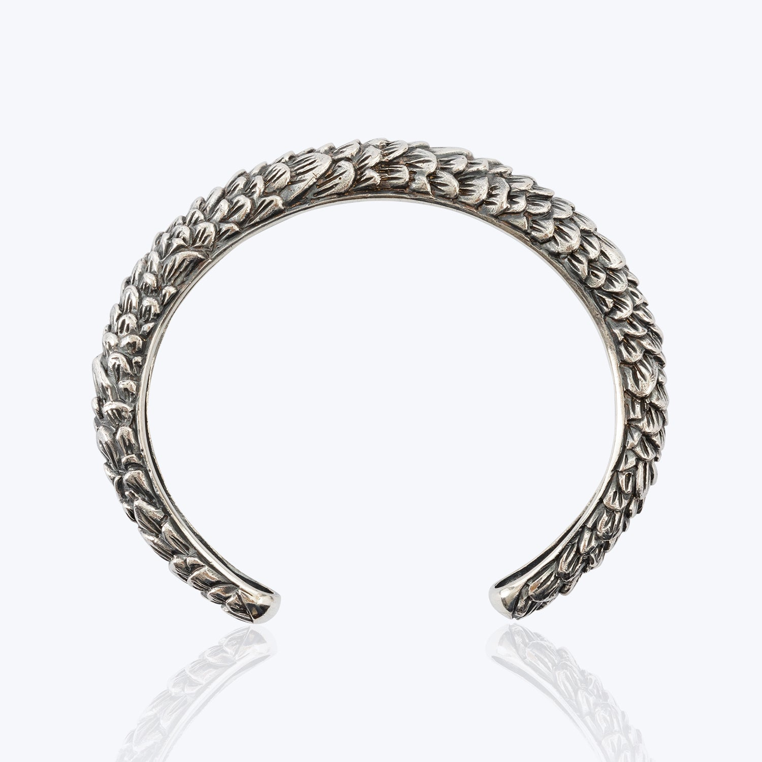 Dragon Fish Scale Bangle
